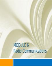 CJ_Communications_Module_6_Radio_Communications