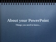 PowerPoint for LAR