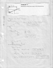 Beer, Johnston, Eisenberg Vector Mechanics for Engineers – Statics 8 ed Ch7_2007