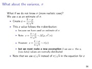 Lecture: Univariate Data Analysis 2