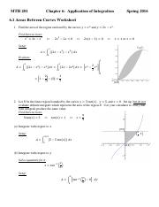 6.1 Areas Between Curves Worksheet_Solutions.pdf