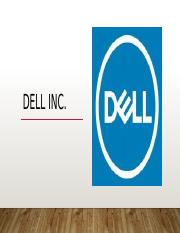 MICROECONOMICS UNIT 3 DELL INC (1).pptx