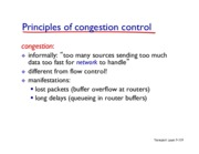 Chapter3-congestion