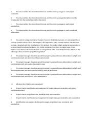 Project Management Notes (Page 51-52)