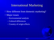 PPT International