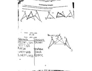 overlapping triangles notes