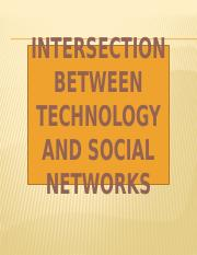 Topic 9 - Social Networks and Technology.pptx