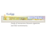 ecology_notes