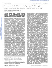 latest research papers on nanotechnology