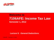 7106AFE - Lecture5