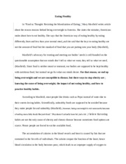 Buy Essays Papers  Short Essays For High School Students also How To Write A Thesis Paragraph For An Essay Healthy Living Essay Essay On How To Have A Healthy  Thesis Statement Descriptive Essay