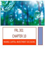 RWJ_Chapter 10(1).ppt