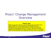 Prosci-CM-Overview