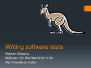 software-tests