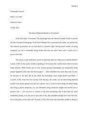 an introduction to the essay on the topic of bubbles
