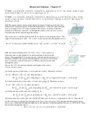 Chapter 23 Homework Solutions.pdf