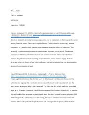 News Articles Summary Corrections Patricia McLean.docx