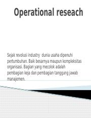 Operational reseach pendahuluan.pptx