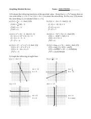 Graphing Module Review Solutions.pdf