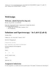 Solutions and Spectroscopy - In Lab 6.html