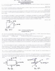 4. Bending Stress Tute sheet and its solution
