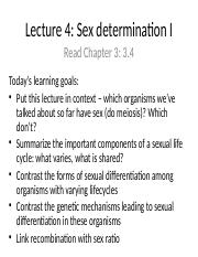 2014_Lecture4_SexDetermination1-1
