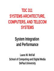 System Integration and Performance.ppt