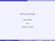 KidneyExchange145