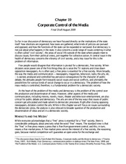 Chapter 19 -- The Media -- Norton August