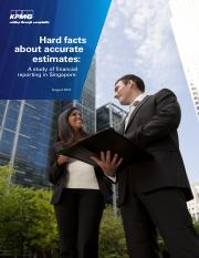 Hard Facts about Accurate Estimates - A Study of Financial Reporting in Singapore.pdf
