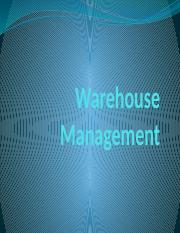 warehouse-100201020442-phpapp01.pptx