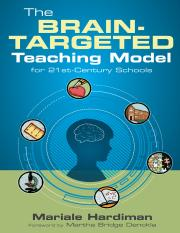 The Brain-Targeted Teaching Mod - Mariale M. Hardiman.pdf