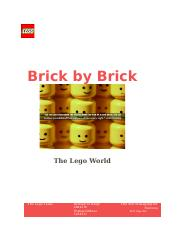 TBS900_Assignment 4_LEGO Sustainability Report_22 July 2015_Final.docx