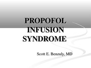 PropofolInfusion