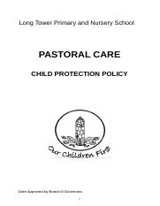 Child Protection Policy template January 2017  Final.doc