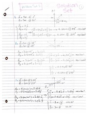 PHYS 213 - PS2 Solutions