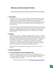 Wireless_Communication_Policy