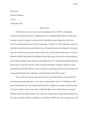 Detroit Lions Evaluative Essay (1).pdf