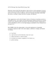 ap biology essay 1994 #3