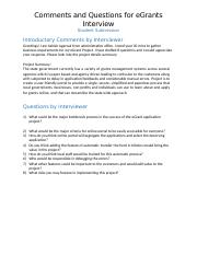 Ashish Agarwal- eGrant Interview Assignment.docx
