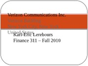 Verizon Powerpoint %28Karl-Eric Lerebours%29
