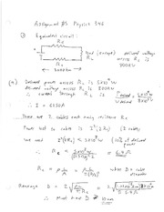 PHYS 346 Spring 2012 Assignment 5 Solutions