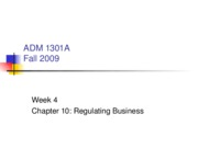 Wk04A_1301 Regulating (Ch.10)