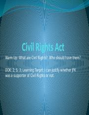 Civil Rights Act.pptx