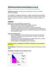 Microeconomics Test 2 Review 2 Microeconomics Test 2