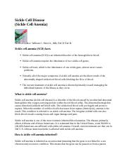 Sickle Cell Disease.docx
