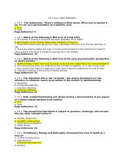 Death & Dying Quiz 1 Ch 1 and 2 Student Handout.docx