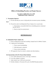 30167322-Effects-of-Scheduling-Practices-on-Project-Sucess
