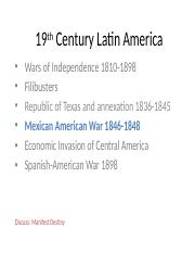 power_point_19th_century_Mexican_American_War
