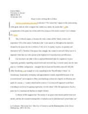 Essay 2 Lacy Edit